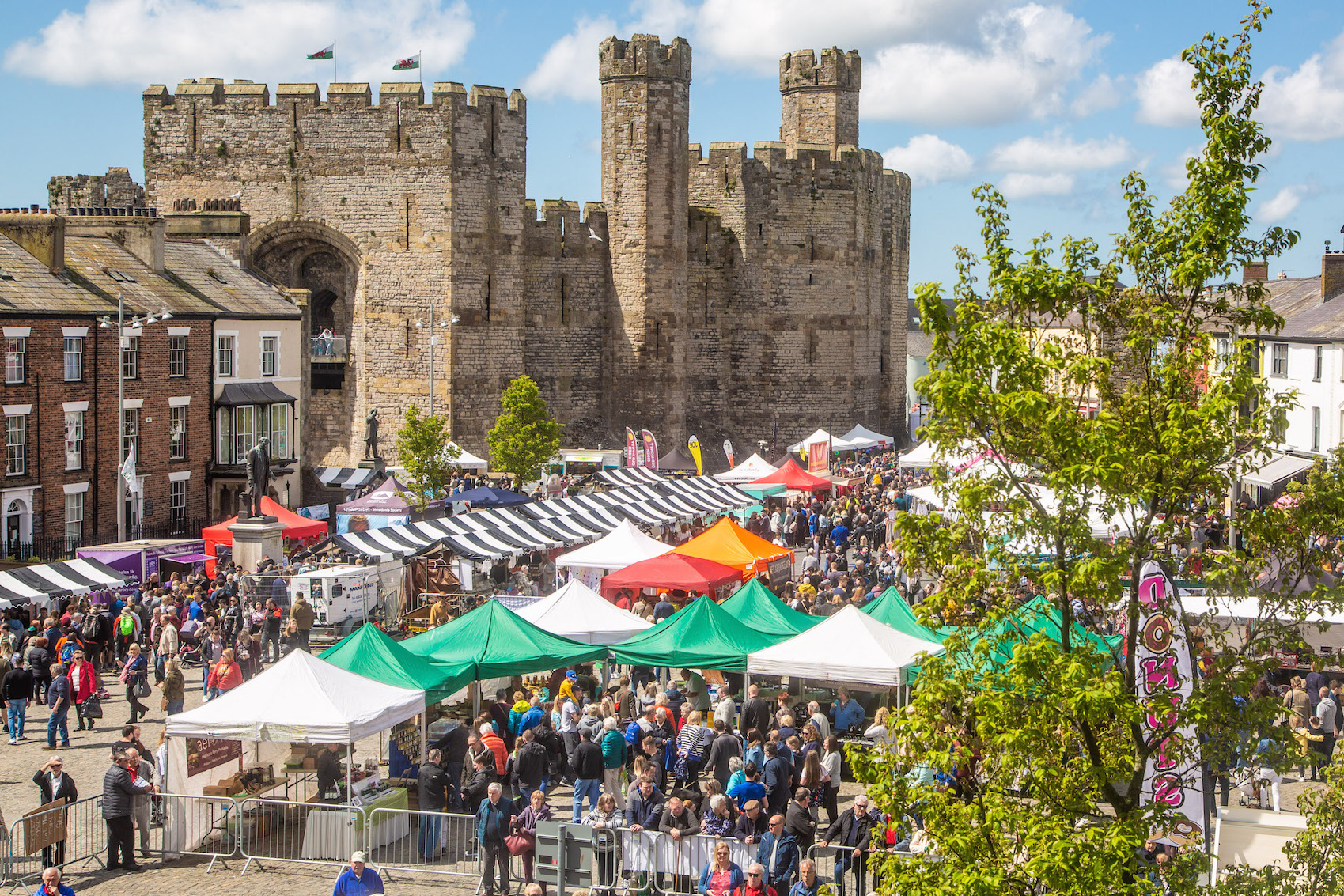 Food Festival supports town's businesses